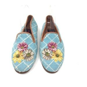Soles By Paige Wool Flat Shoes Size 8